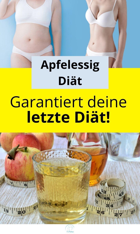 Apfelessig Diät - garantiert deine letzte Diät