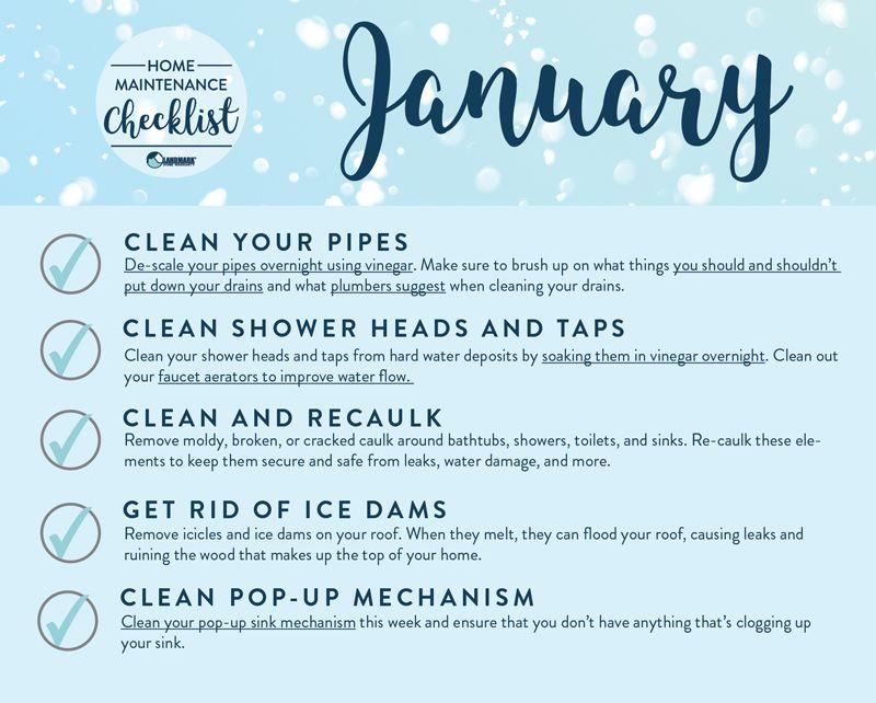 Photo of Verwenden Sie diese wöchentliche Wartungscheckliste, um Ihr Zuhause auf dem neuesten Stand zu halten …