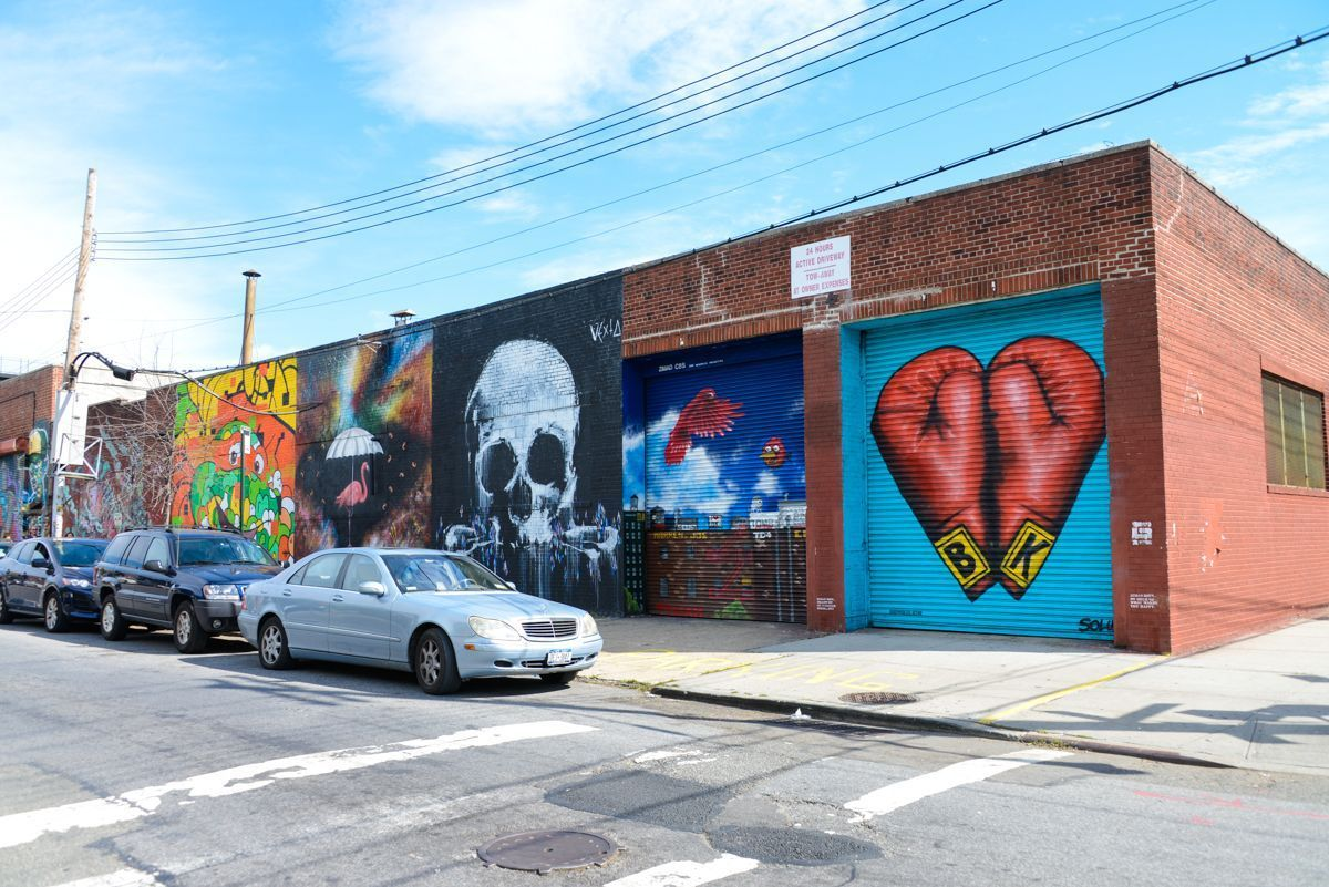 Discover Street Art in Bushwick (Brooklyn)   - New york-  If you are a fan of street art, I recommend you go for a walk in the Bushwick neighborhood o...#art #brooklyn #bushwick #discover #fan #neighborhood #recommend #street #walk #york