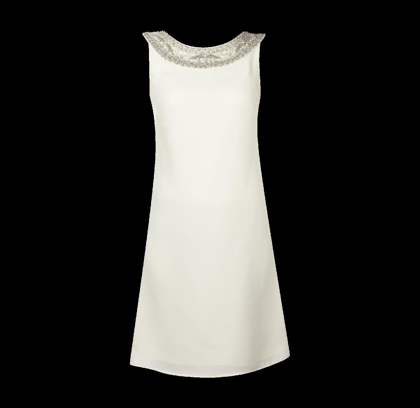 DIBARI Cocktailkleid mit Perlenbesatz #beaded #embellished #dress ...