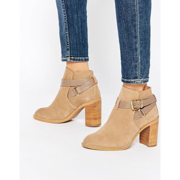 Buy Women Shoes / Kg By Kurt Geiger Scarlett Taupe Suede Ankle Boots
