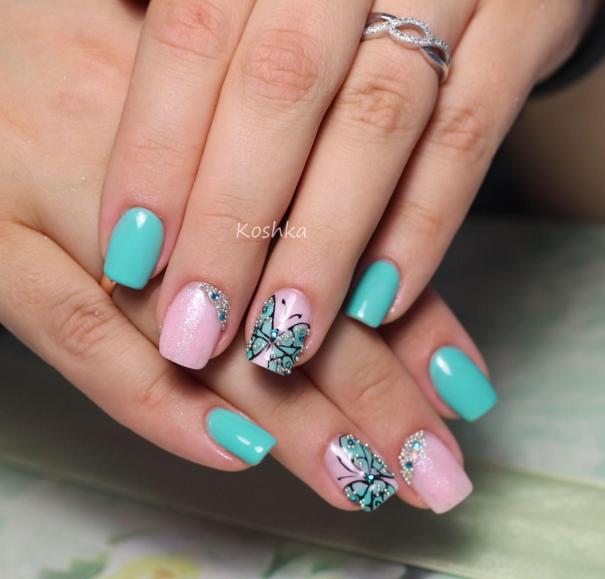 Pin de Татьяна Ильющенкова en mini nails | Pinterest