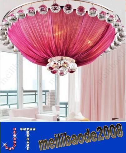 Moderne Und Einfache Art Und Weise Kristall Deckenleuchte Dia590 * H330mm Led Kronleuchter 4 Lichter E14