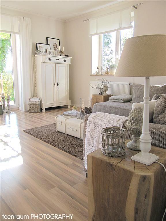 Feenraum  Beautiful Moments  Landhaus wohnzimmer
