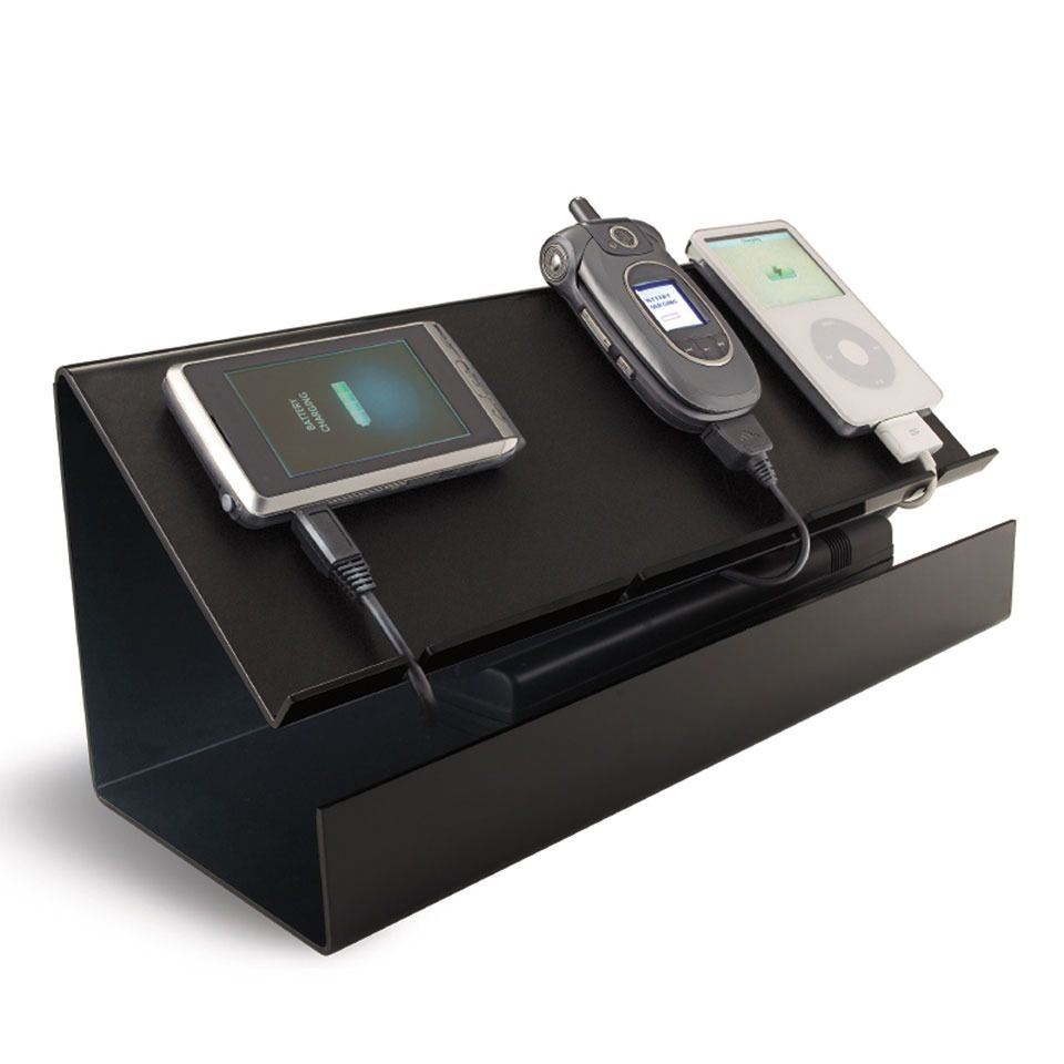 Idees And Solutions: Perfect Solutions Recharging Station