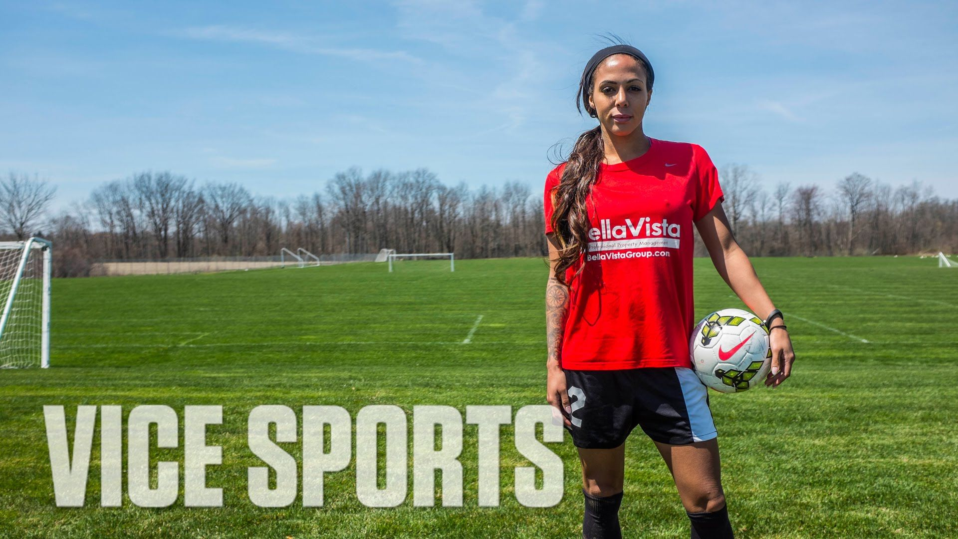 Sydney Leroux on Canada, The U.S. and Artificial Turf