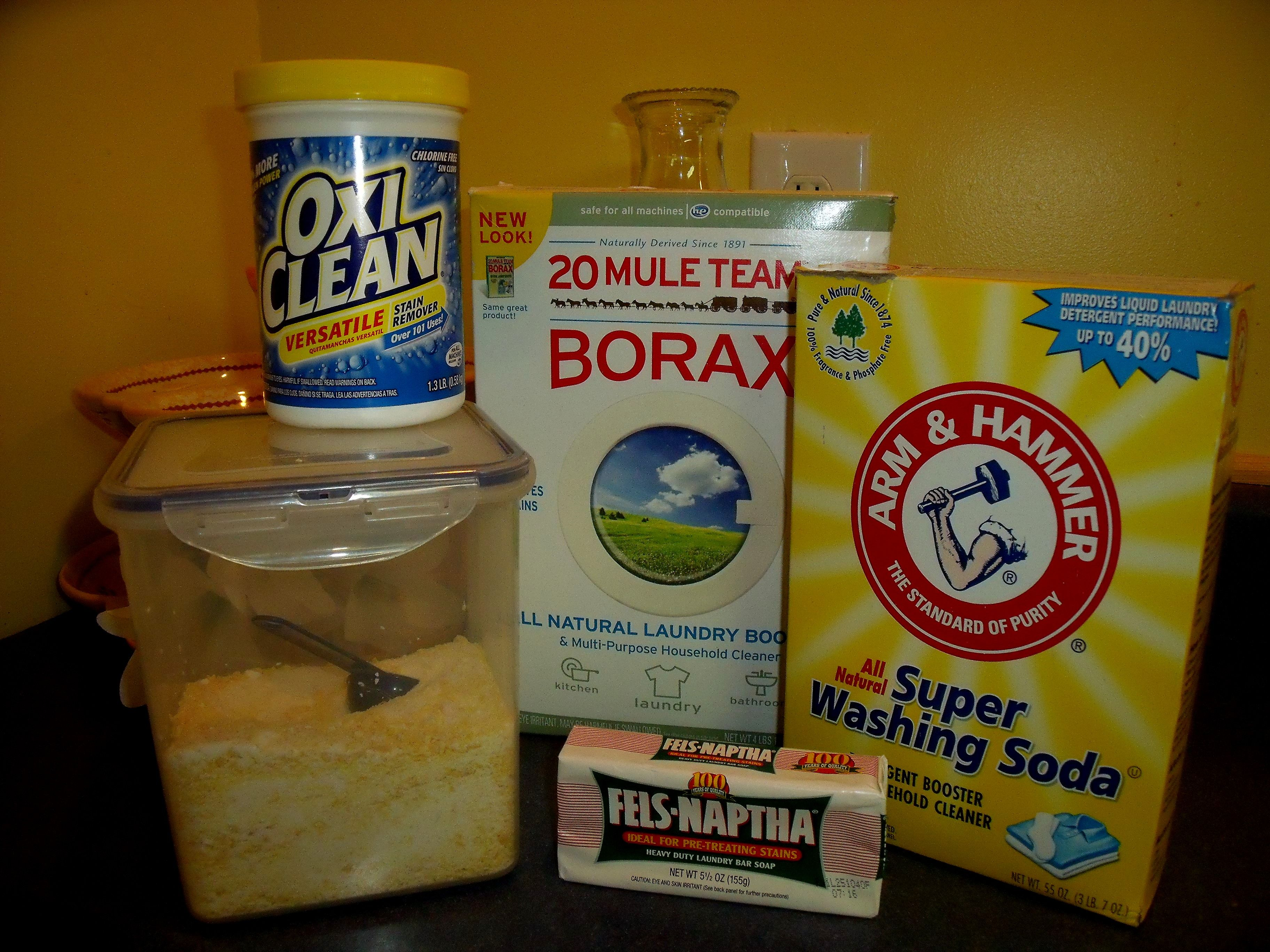 how to clean laundry machine with baking soda