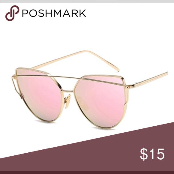 50c3abbc1087b Vintage style Rose gold rink aviators 😎 Beautiful gold and Sakura ...