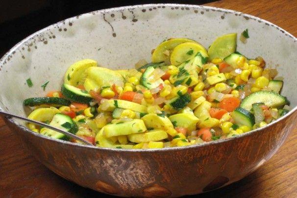 Mixed Fresh Veggies.