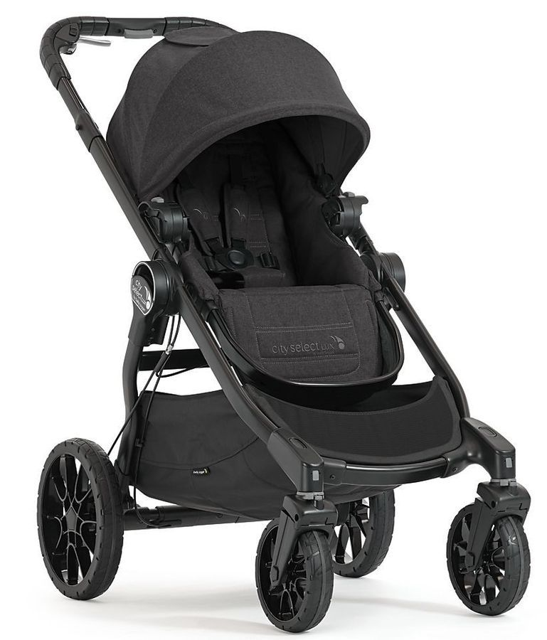 Baby Jogger City Select Lux Compact Fold All Terrain