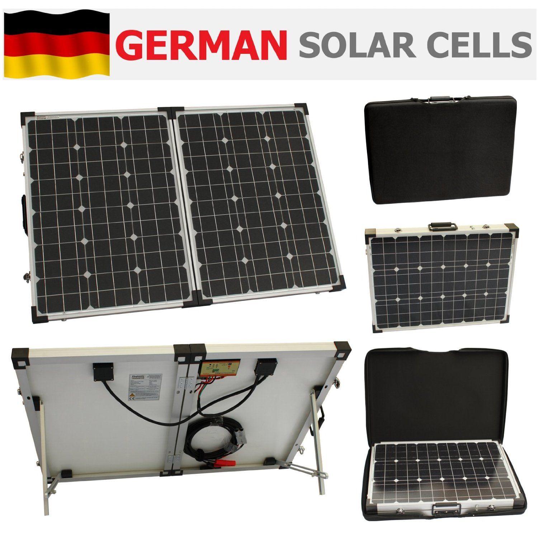 100W 12V Photonic Universe folding solar panel kit 100: Amazon co uk