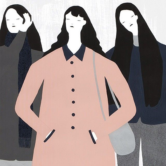Alessandra Genualdo http://www.formagramma.com/illustration/9704/alessandra-genualdo/