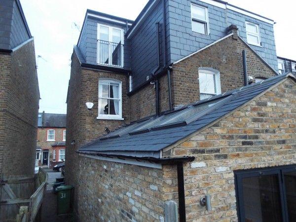 Edwardian House · L Shaped Dormer Extension ...