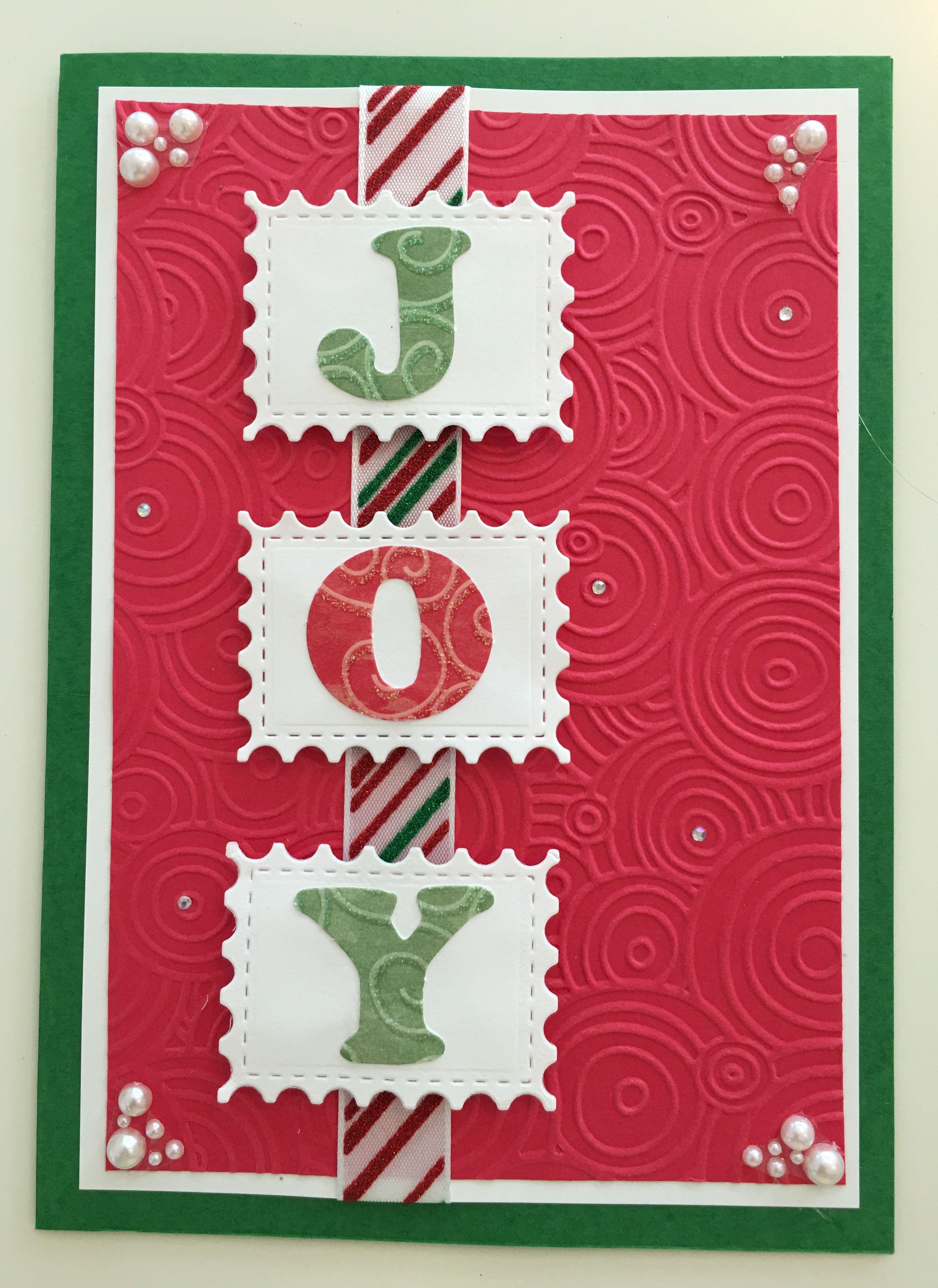 CBY Handmade - Christmas greeting card. | CBY Christmas Cards ...