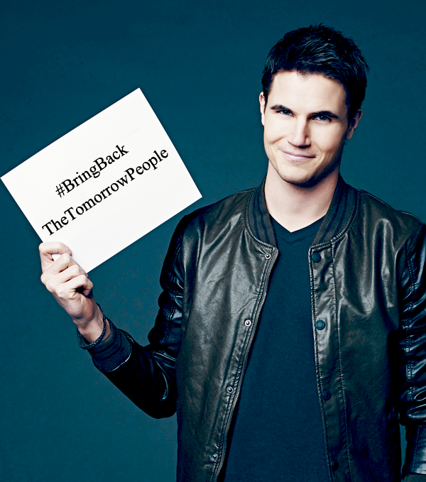 Robbie Amell, The Tomorrow People