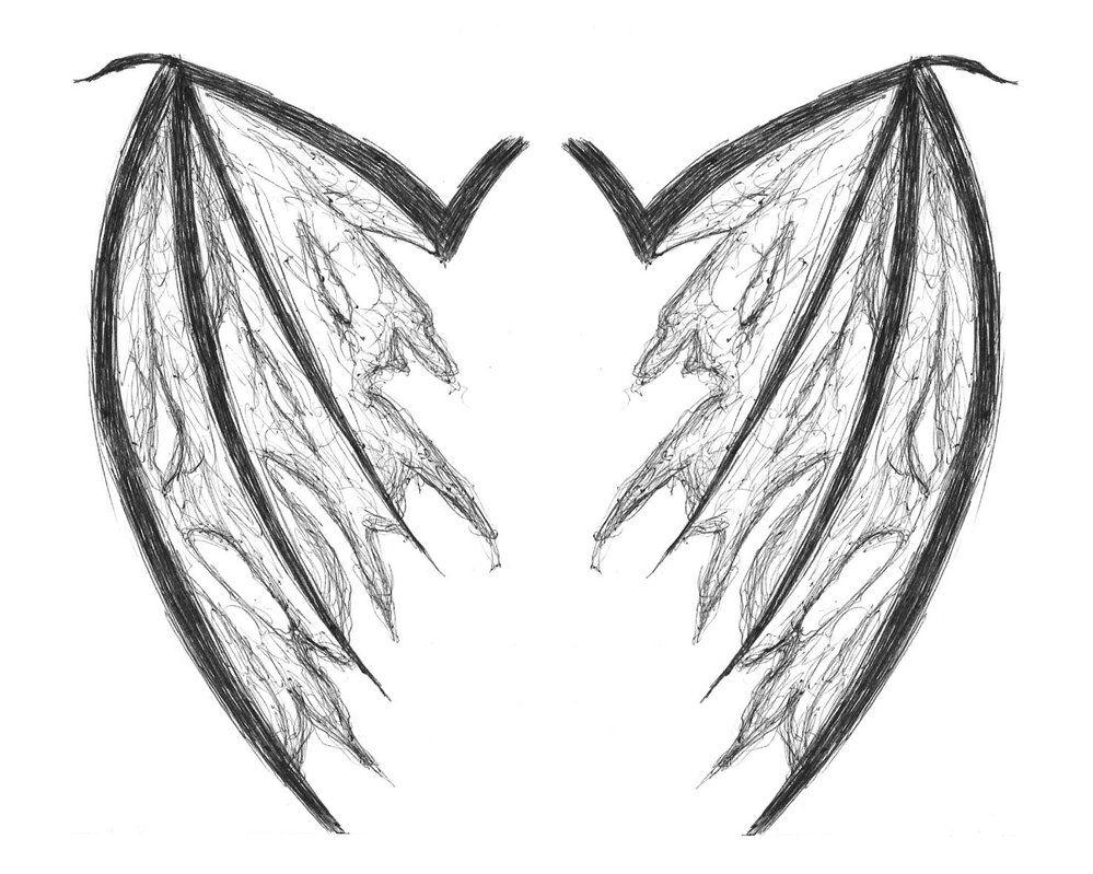 красивые крылья рисунок карандашом леонардо дикаприо есть