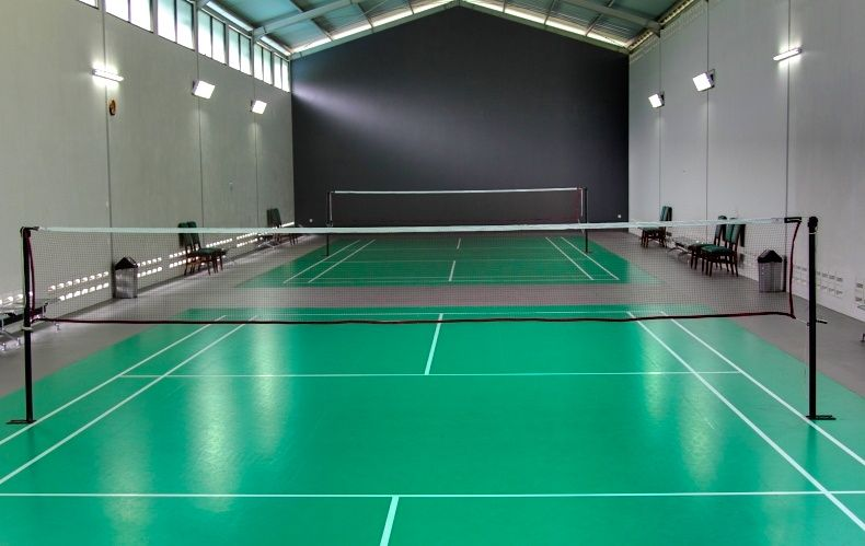 Pin By Lalit Bansal On Badminton Court With Images Home Gym Design Badminton Court Basketball Room