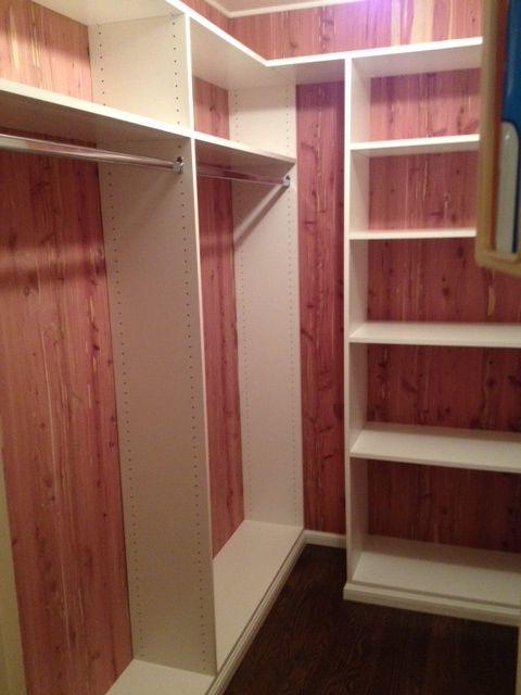 Cedar Lined Closet By Closets By Design Nashville Closet Remodel Cedar Lined Closet Cedar Closet