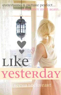 Like Yesterday - Like Yesterday | BOOKS and BOOKISH things