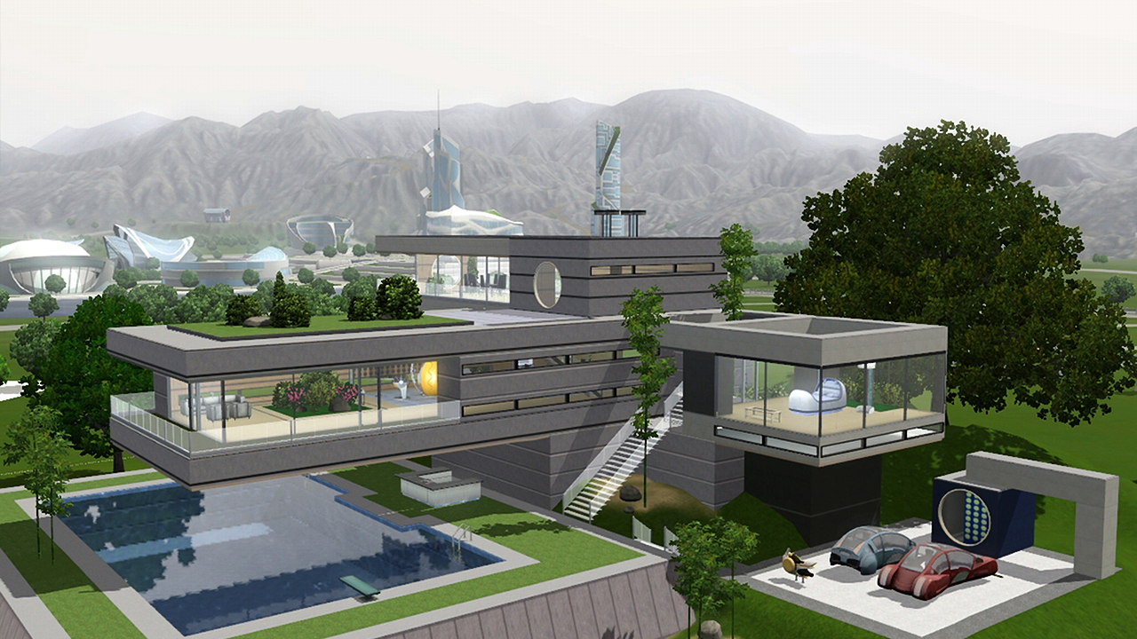 THE SIMS™ 3 INTO THE FUTURE / New Expansion Pack! | Sims 3