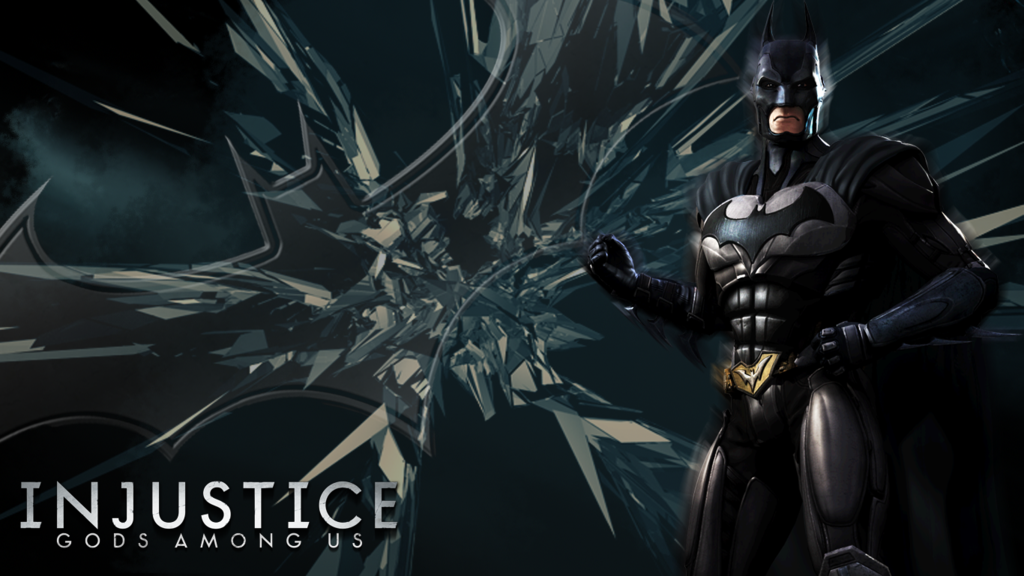 Injustice Gods Among Us Wallpaper Injustice Gods Among Us Batman Wallpaper By Kidsleykreations Batman Wallpaper Batman Injustice
