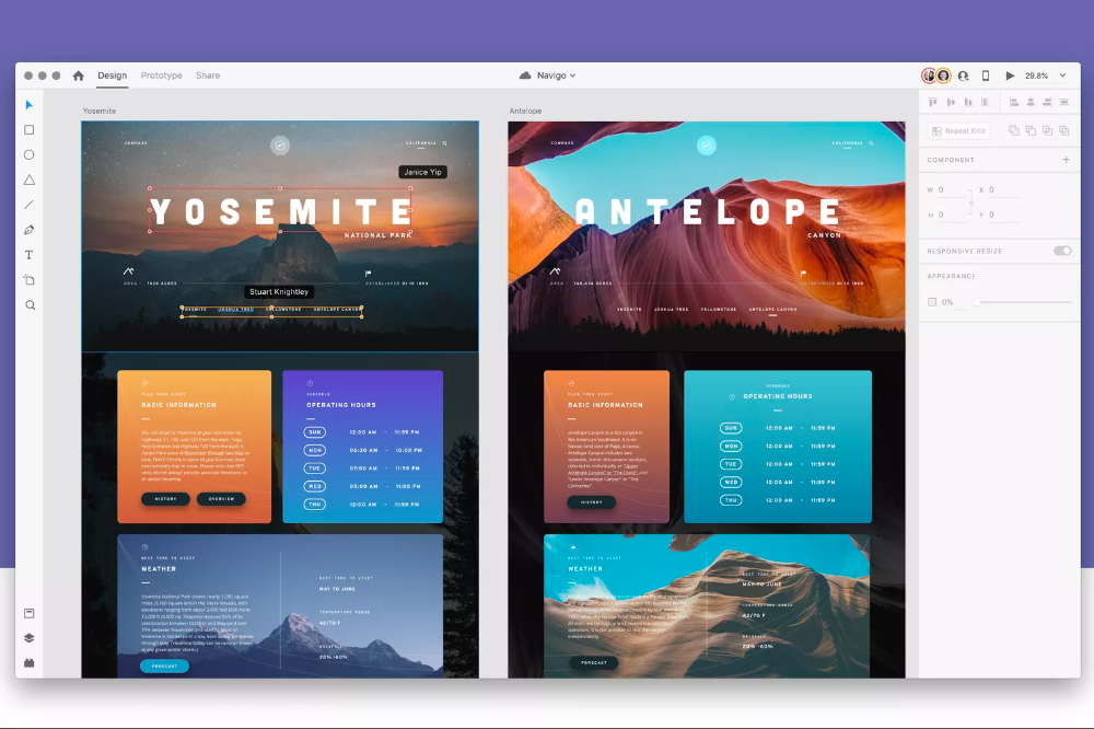 Adobe Xd Does Collaborative Editing Now Just Like Figma Adobe Xd Tool Design User Experience Design