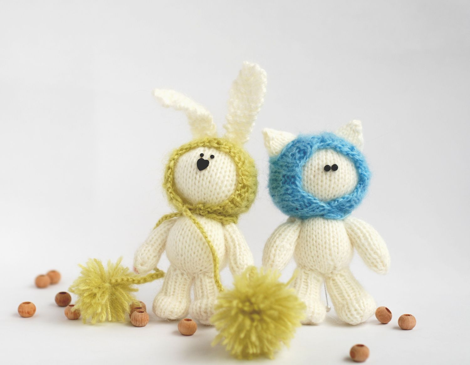Deniza\'s knitted toys patterns | Crafts | Pinterest | Granjas y Pequeños