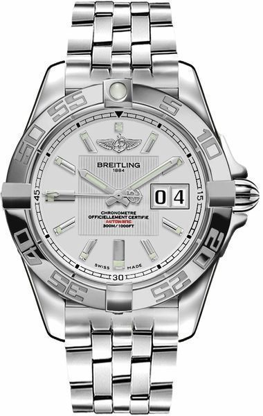 Breitling Galactic 41 A49350L2/G699-366A|ladies watches luxury|luxury watches wo #luxurywatches