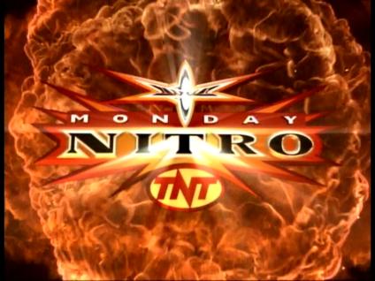 Logo Monday Nitro Wcw Wcw World Championship Wrestling Wcw Wrestlers