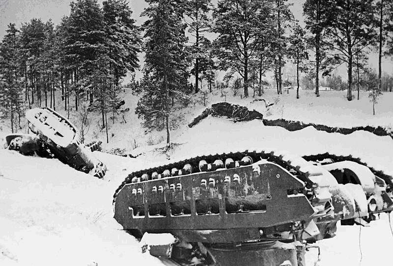 Winter Matilda's ( Eastern Front )
