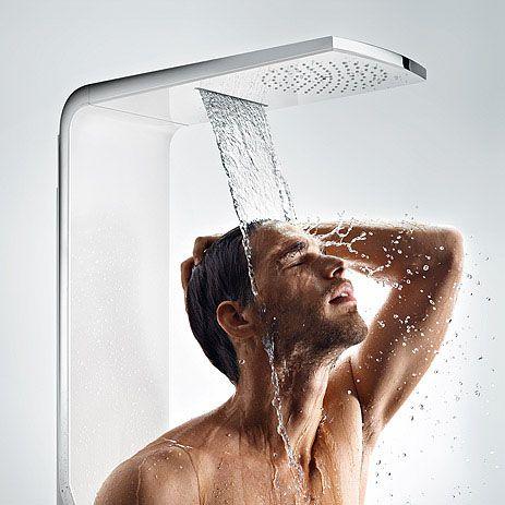 Duschpaneel Raindance Lift colonne de douche HANSGROHE