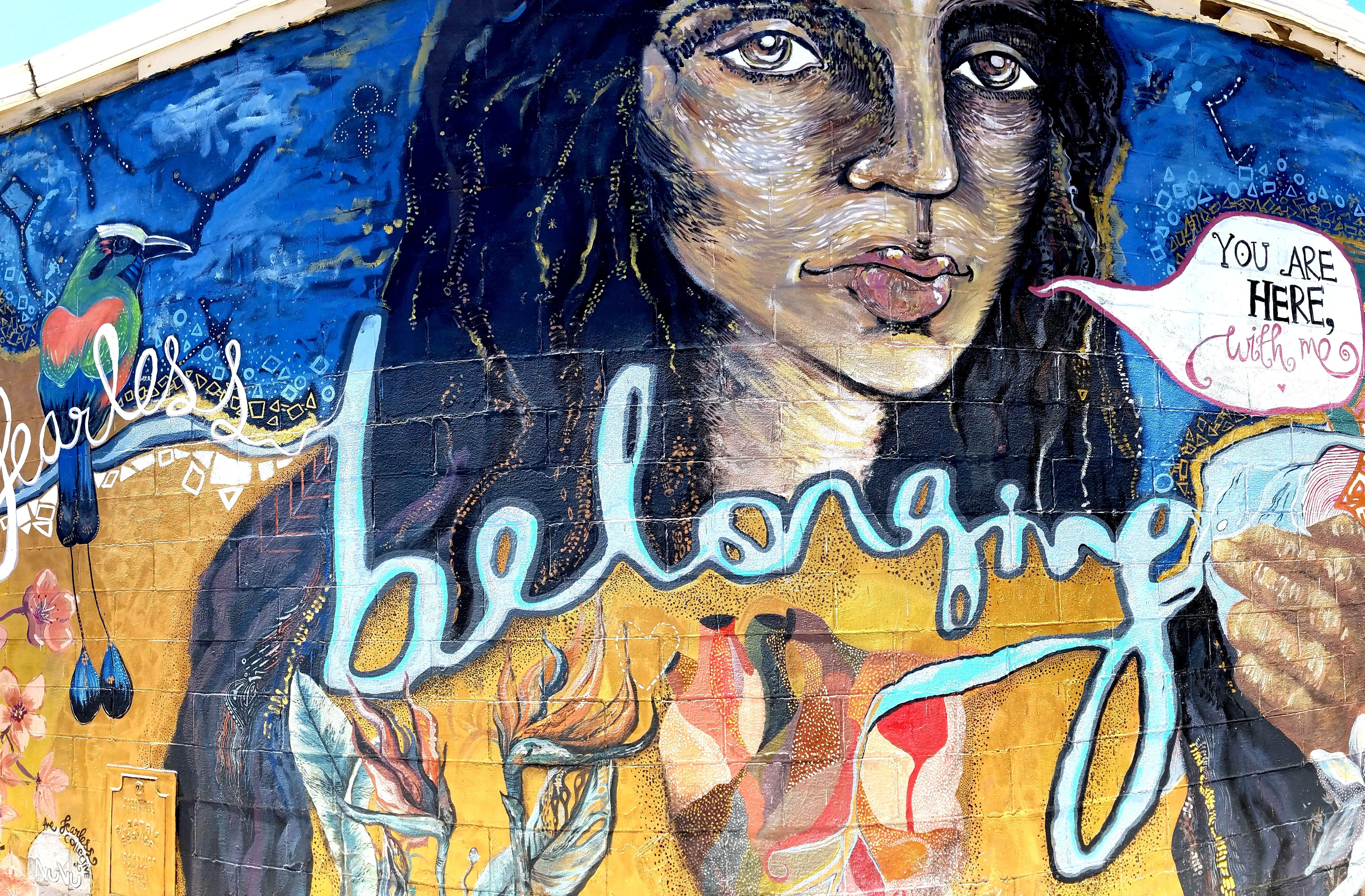Graffiti wall cambridge ma - Cambridge Ma Street Art Graffiti From The Central Square Graffiti Alley Area