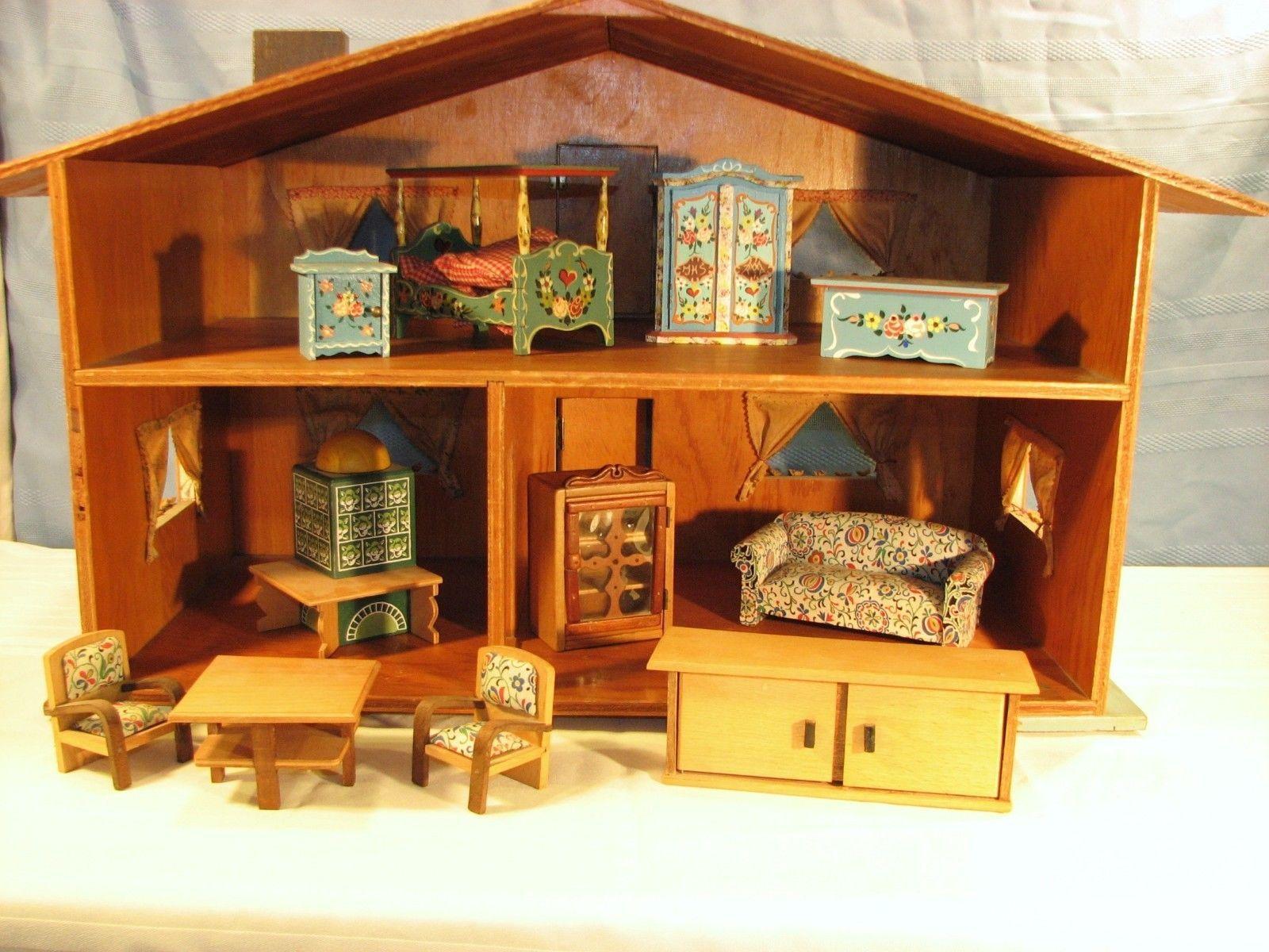 fao schwarz doll house eBay