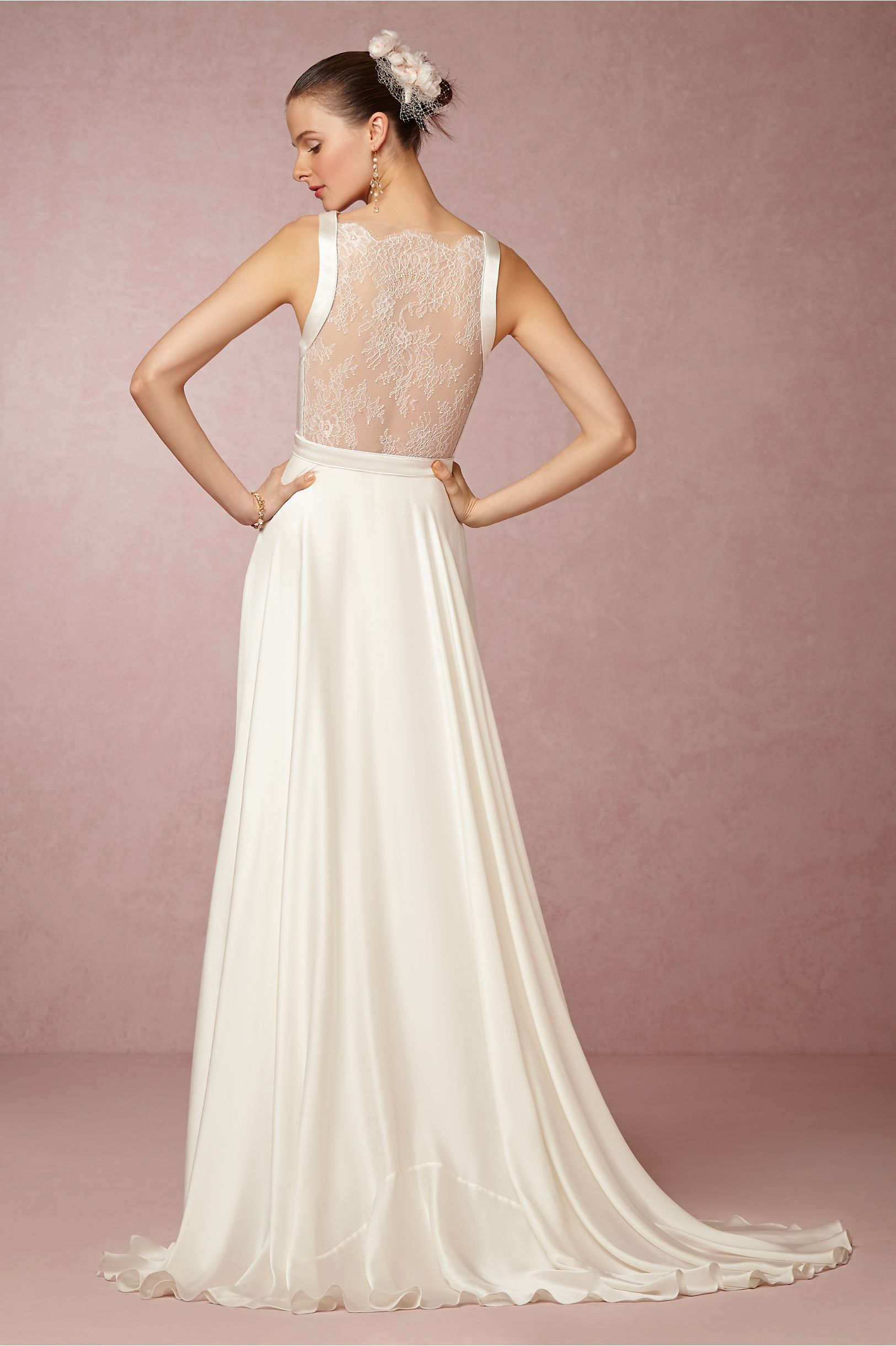 Angel Gown by Catherine Deane for @BHLDN | Black Tie Wedding ...