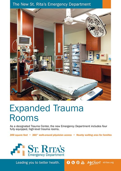 Trauma Room Design: A Better Emergency Department