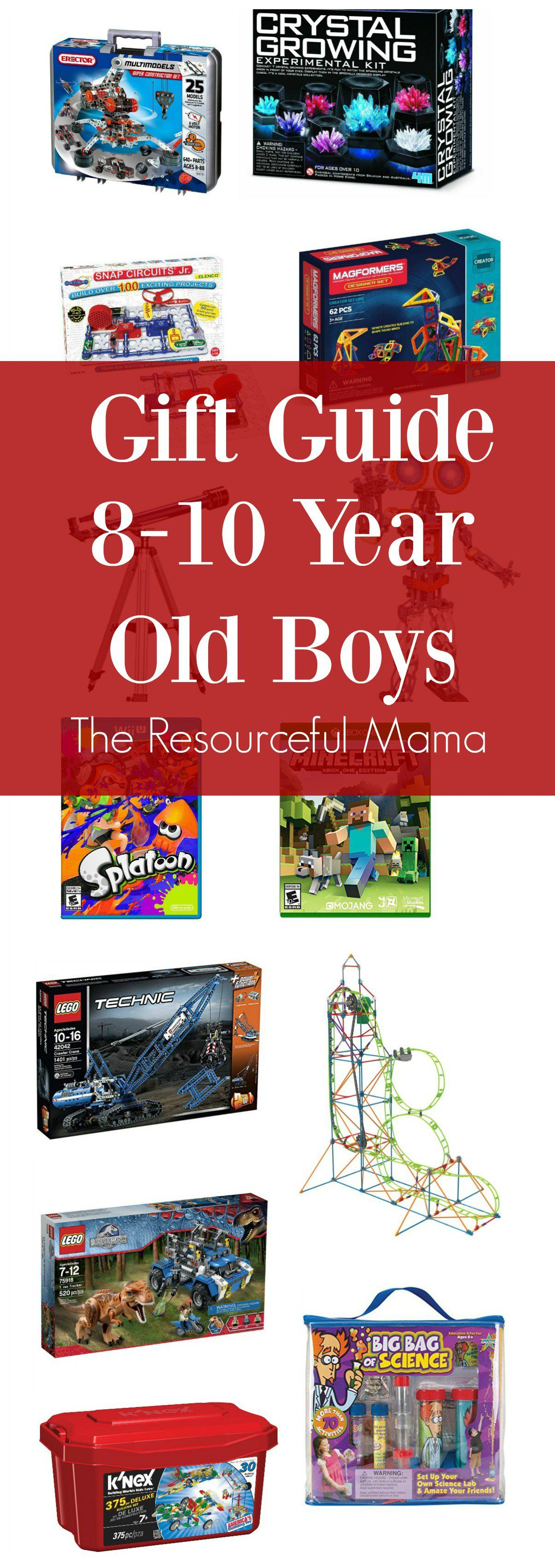 Gifts 8-10 Year Old Boys | Gifts | 10 year old christmas ... - photo#17
