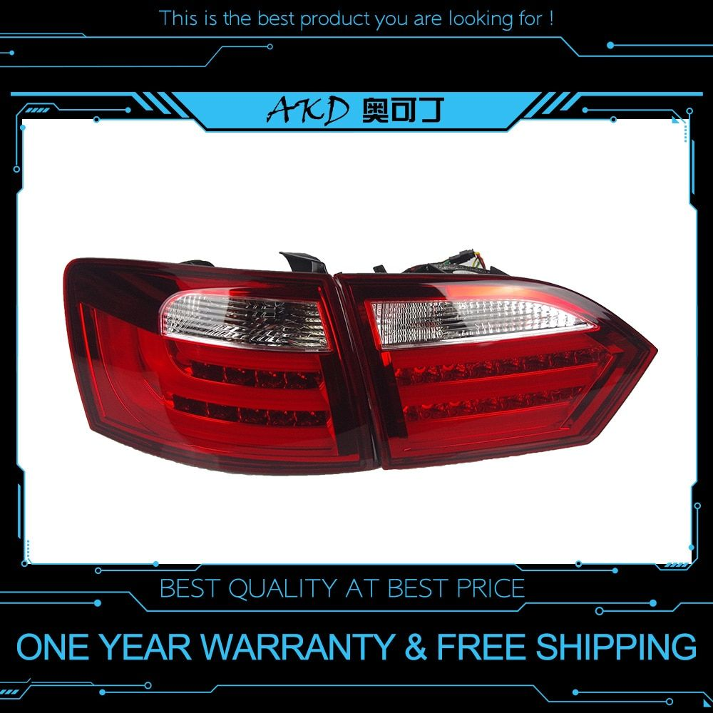 AKD tuning cars Tail lights For VW Jetts MK6 Taillights LED