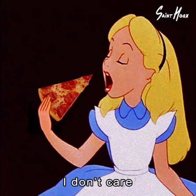 Photo of When someone mentions the number of calories in each pizza slice ? – #calorie…