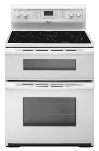 vintage electric range double ovens | Maytag® Gemini® Double Oven Gas Range – White – Sears | Sears ...