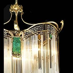 Image detail for art nouveau chandelier hector guimard image detail for art nouveau chandelier hector guimard aloadofball Image collections