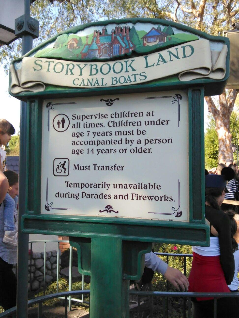 I love story book land