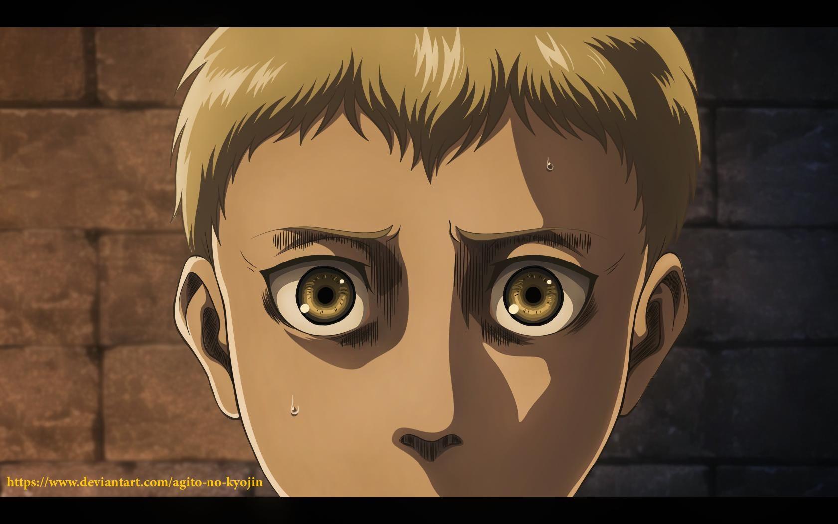 Shingeki no Kyojin Attack on Titan chapter 127