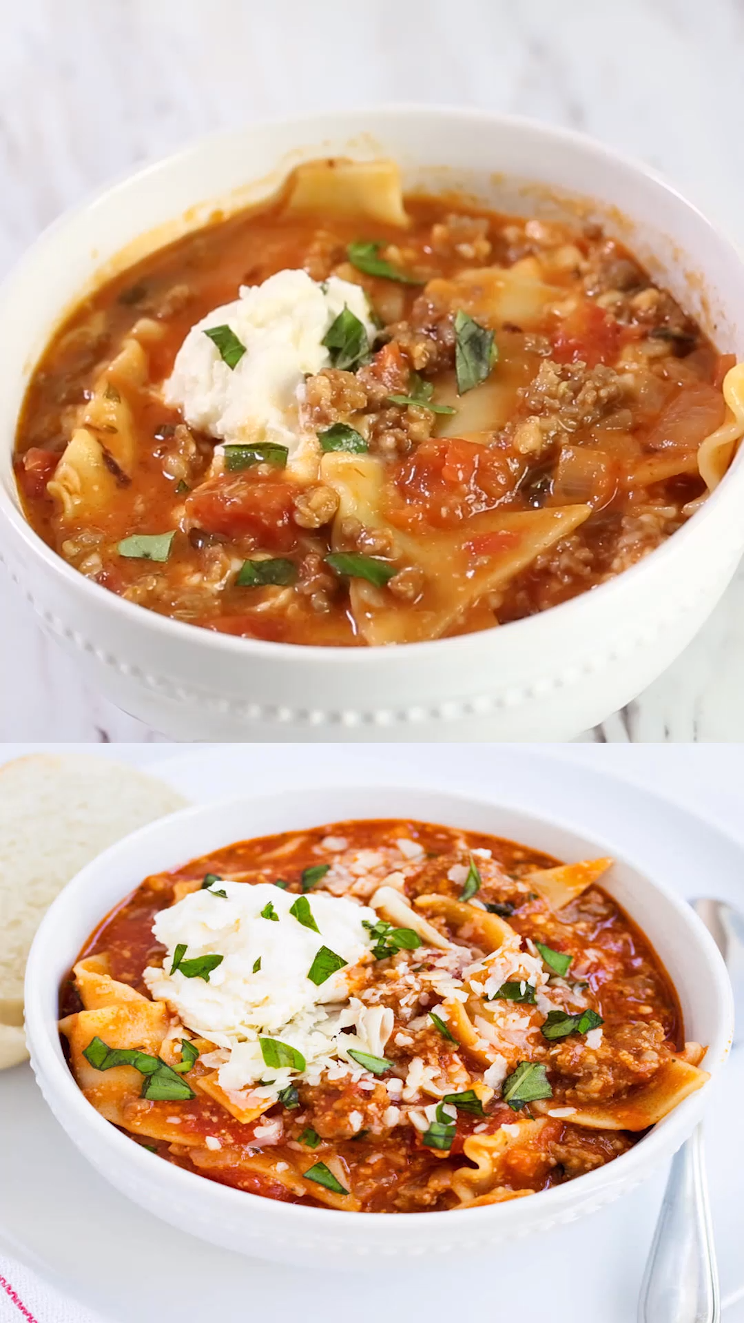 Photo of Lasagna Soup