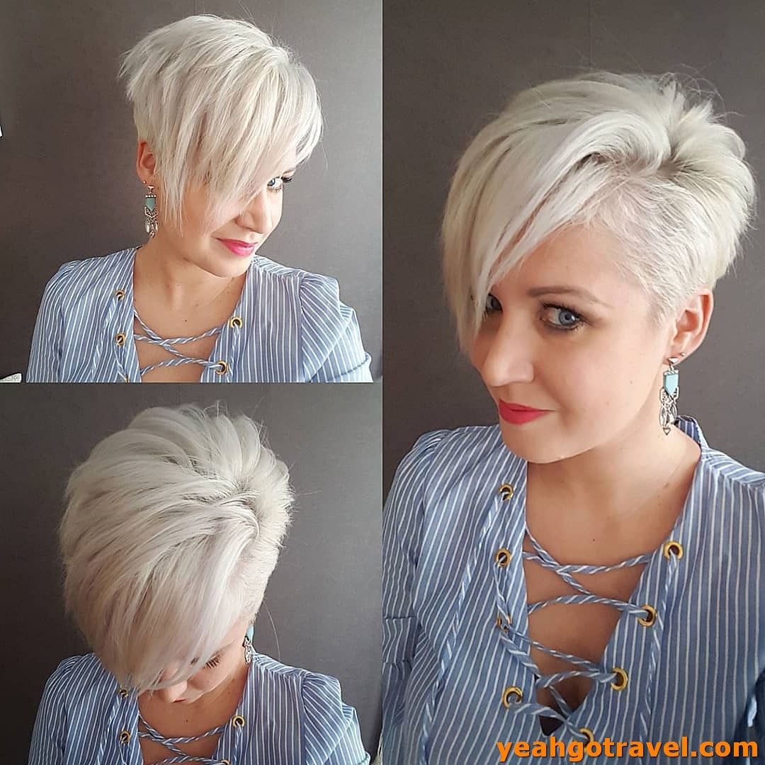 48+ Super Pretty Color For Short Hair In This Summer