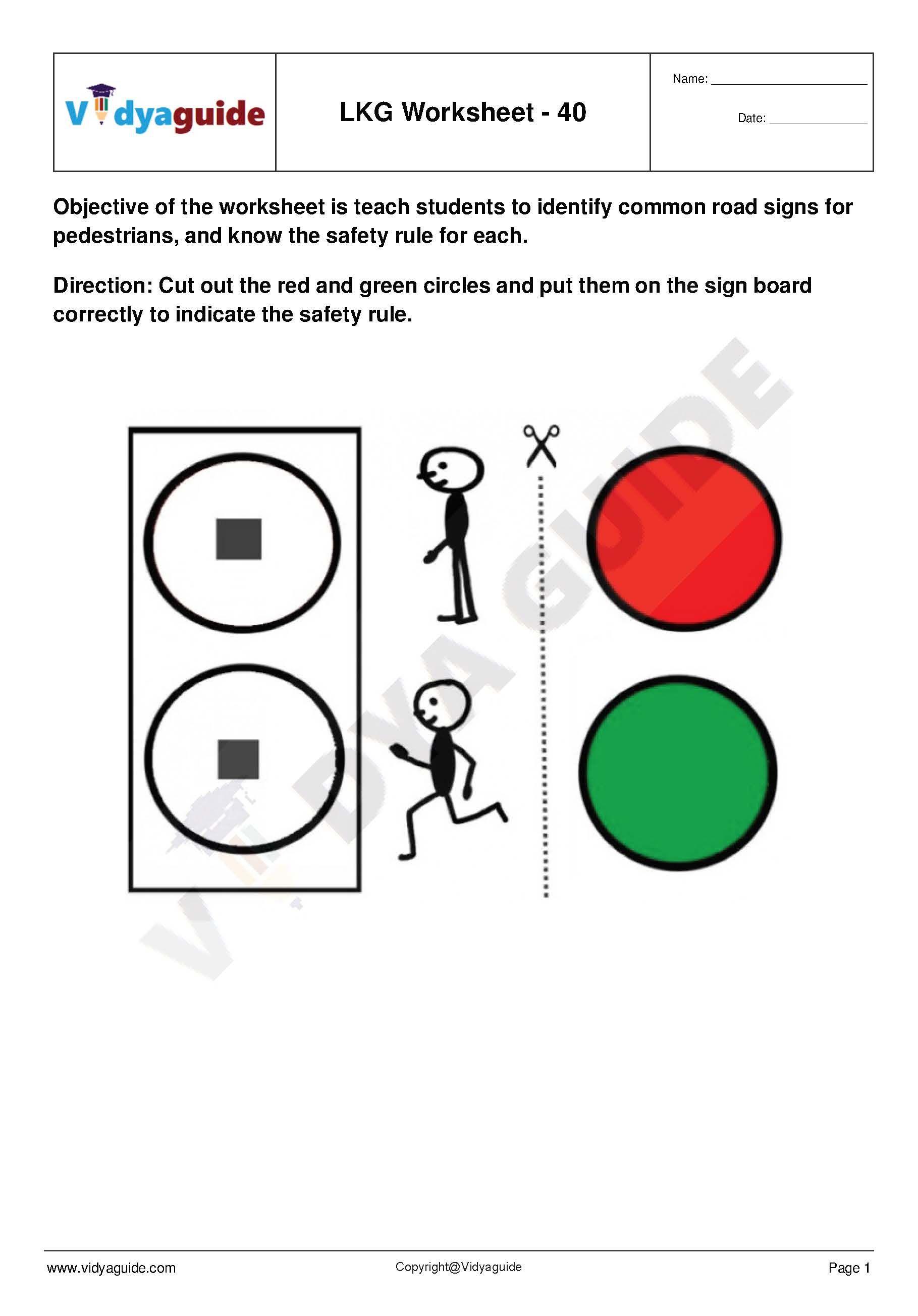 Lkg Worksheets Set 08