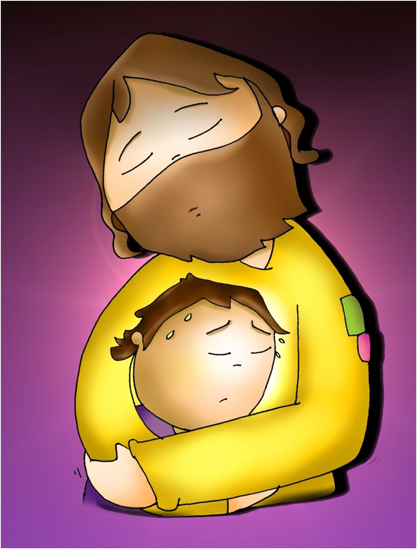 5 Consolar Al Triste Los Corporales Christian Kids Bible Art Y