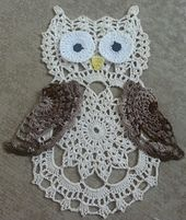 One of the better owl patterns but I'd do those eyes differently... @ Ravelry: Hooty Hoo! OWL PDF Crochet Pattern pattern by Betty Stevens