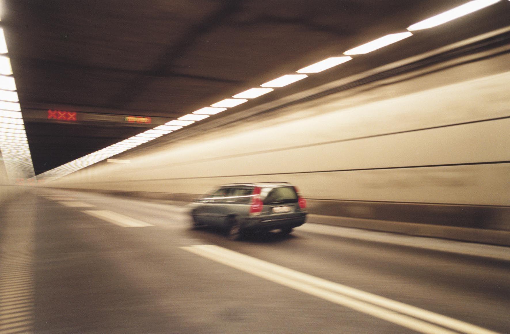 Aura Long Life no túnel por baixo de Öresund « Aura Light Portugal