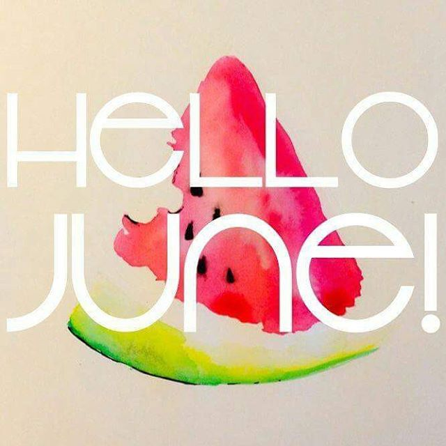 Photo of June is here