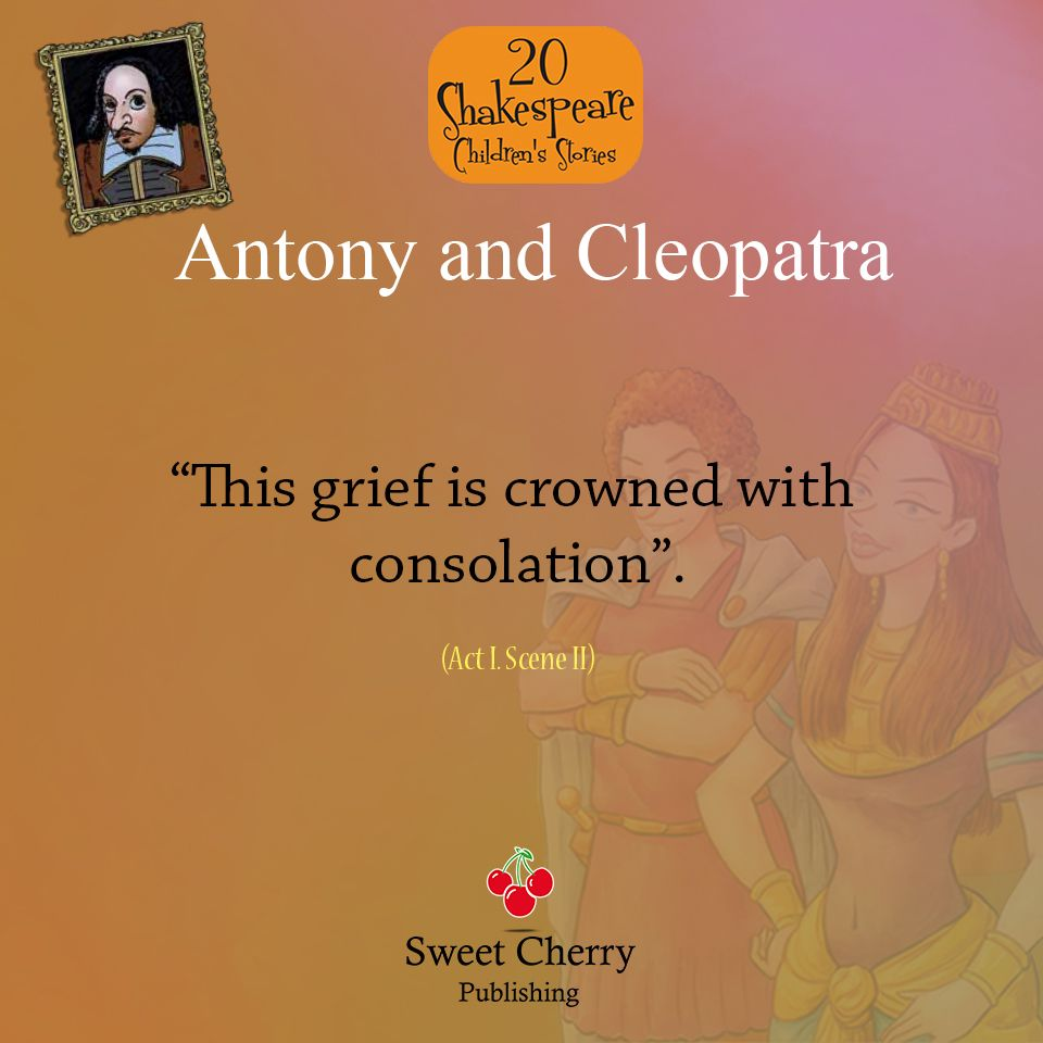 antony and cleopatra relationship quotes